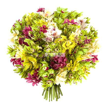 Bouquet Unusual love