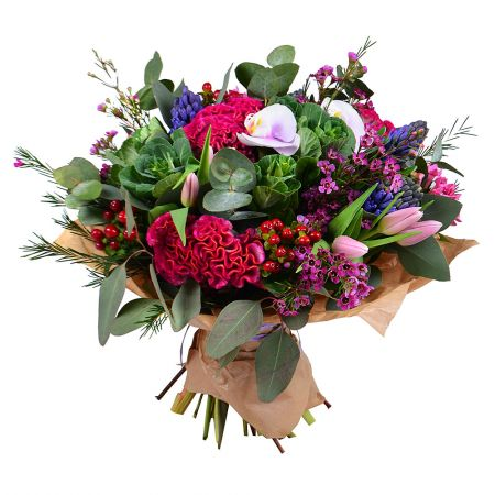 Bouquet ''Flower Symphony'' to order