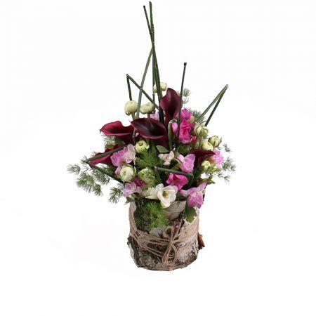 Bouquet Geometry