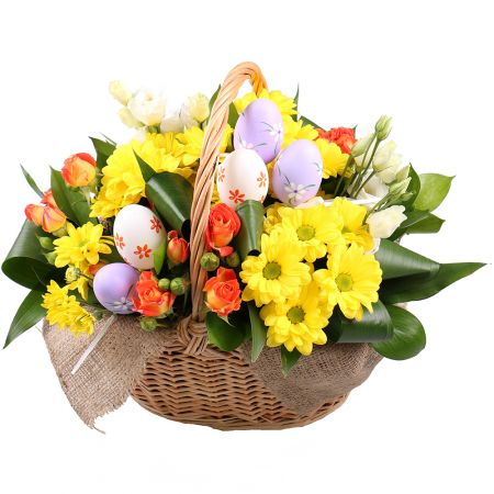 Easter Basket | order now with delivery