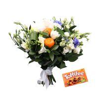 Bouquet Мандариновый + Toffifee