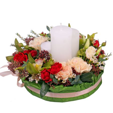 Bouquet Beau monde