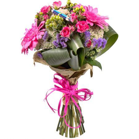 Bouquet Bright sketch