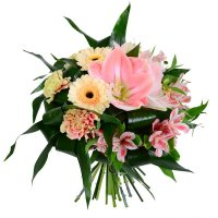Bouquet Wedding present