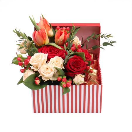 Bouquet Festive box
