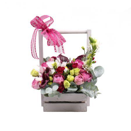 Bouquet Розовые  облака