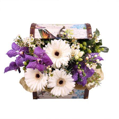 Buy the marvelous flower composition | UFL
