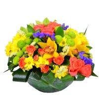 Bouquet Sunny meadow