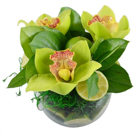 Bouquet tropykana